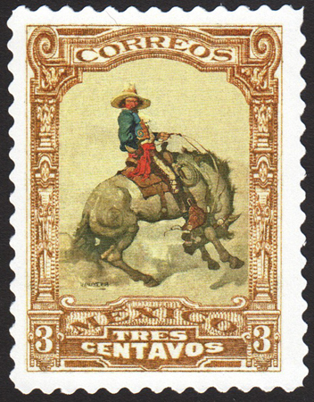 Bad Hombre Stamp